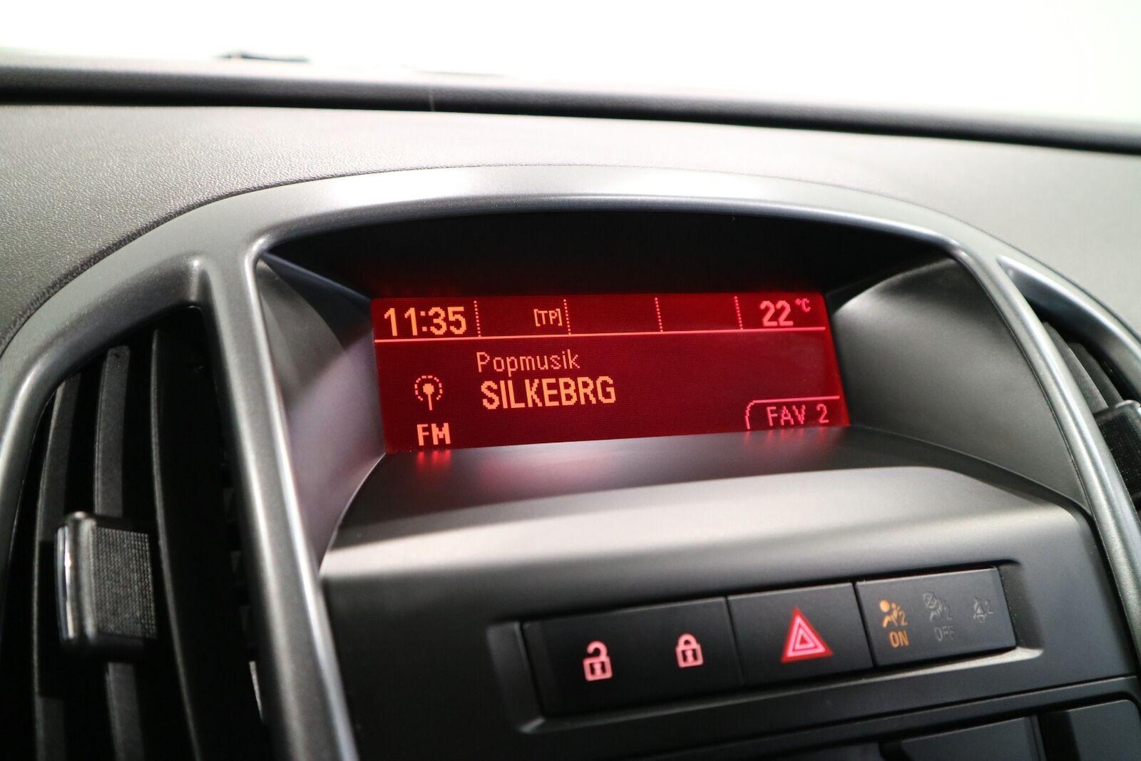 Opel Astra 1,4 T 140 Sport Sports Tourer - billede 6
