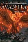 First Hero by Adam Blade (Hardback, 2012)