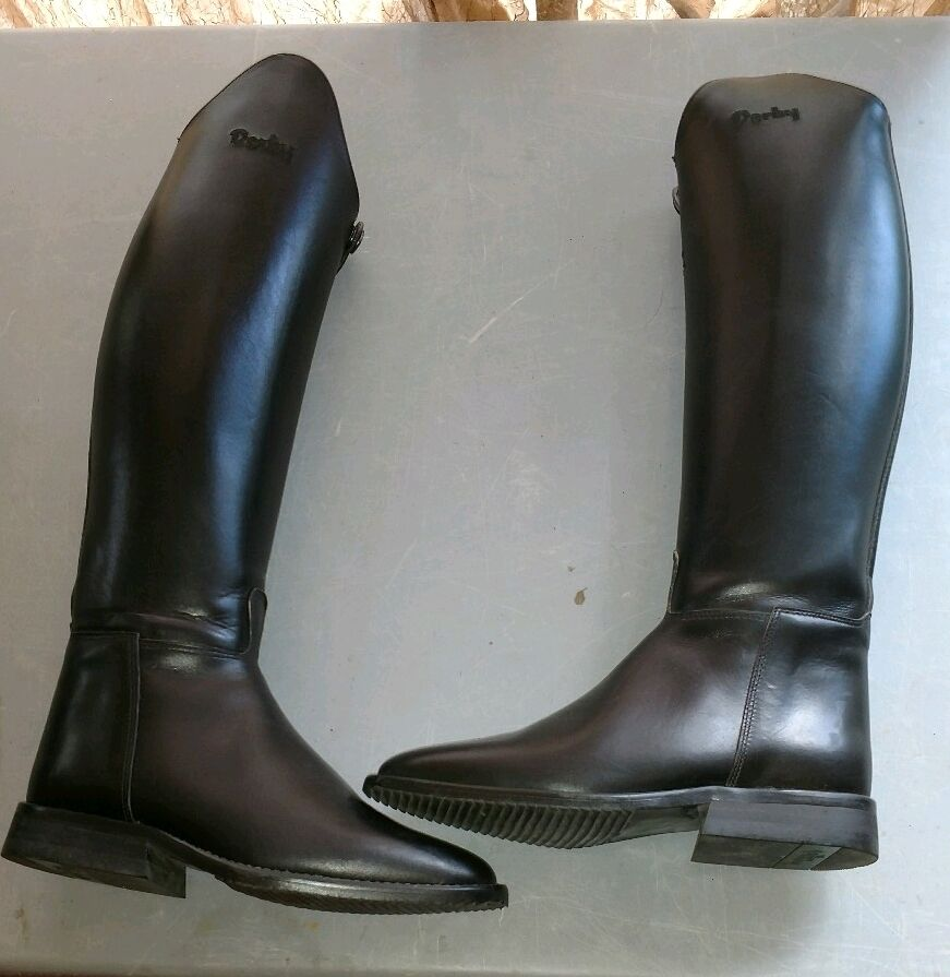 Ladies  Derby Prestige dressage boots 7  outlet store