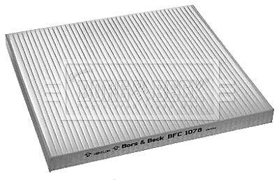 Fits Hyundai Tucson 2.0 CRDi AWD Borg /& Beck Cabin Pollen Interior Air Filter