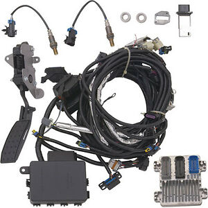 Fantastic Chevrolet Performance 556 Hp Lsa Engine Controller Kit 19354336 Wiring 101 Capemaxxcnl