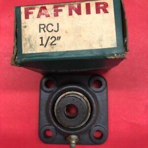 RCJ 1/2 FAFNIR 4 BOLT FLANGE BEARING