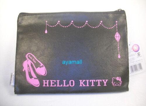 Sanrio Japan Hello Kitty combined makeup bag-black