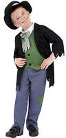Victorian Poor Urchin Oliver Twist Dodgy Boy Book Day Week Fancy Dress Costume