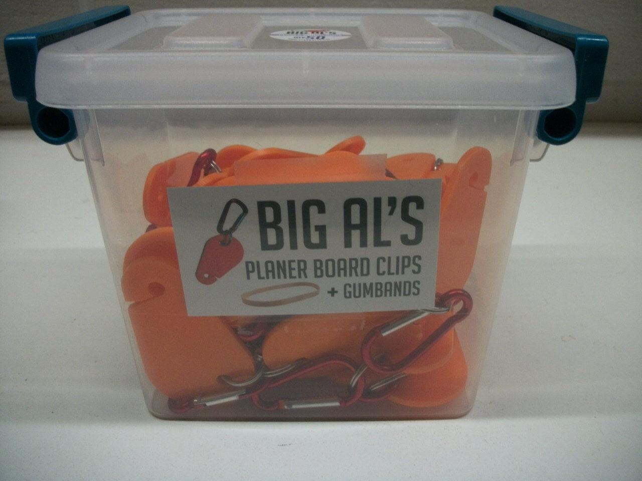 Big Al planer clips, box of 50   outlet sale