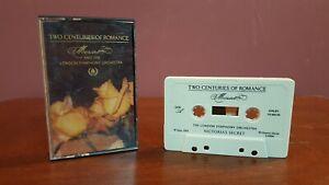 Victoria-039-s-Secret-Two-Centuries-of-Romance-Vol-6-Cassette-Iliad-1993