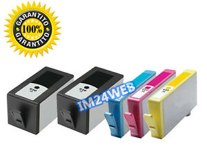 IM-KIT-5-CARTUCCE-PER-HP-920XL-921XL-OfficeJet-6000-OfficeJet-6500-7000-CON-CHIP