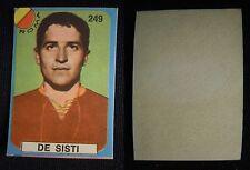 ***CALCIATORI LAMPO 1963/64*** DE SISTI (ROMA) N.249