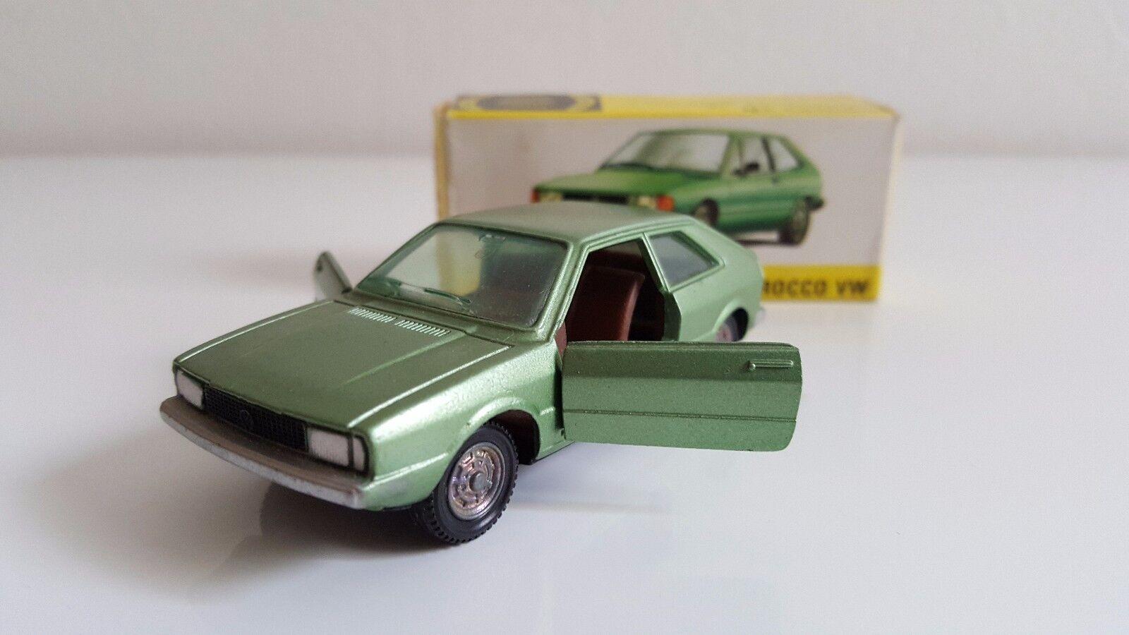 Dinky Juguetes - 01 1539 - Volkswagen Scirocco + Boîte d'origine MIB
