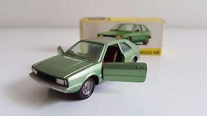 Dinky Toys - 01 1539 Volkswagen Scirocco Boîte D'origine Mib