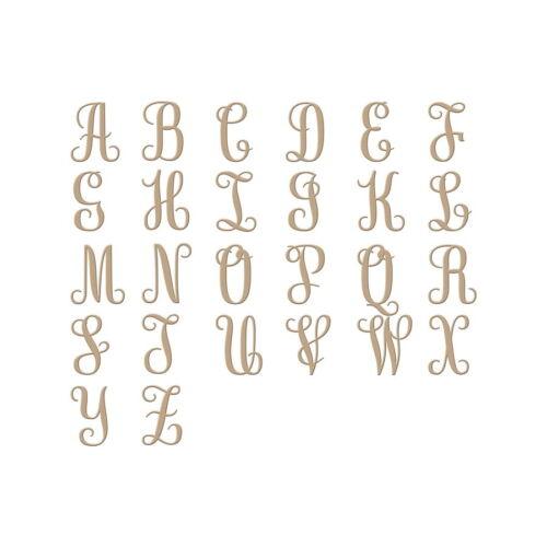 Letter Metal Cutting Dies Stencil DIY Scrapbooking Paper Card Crafts Embossing
