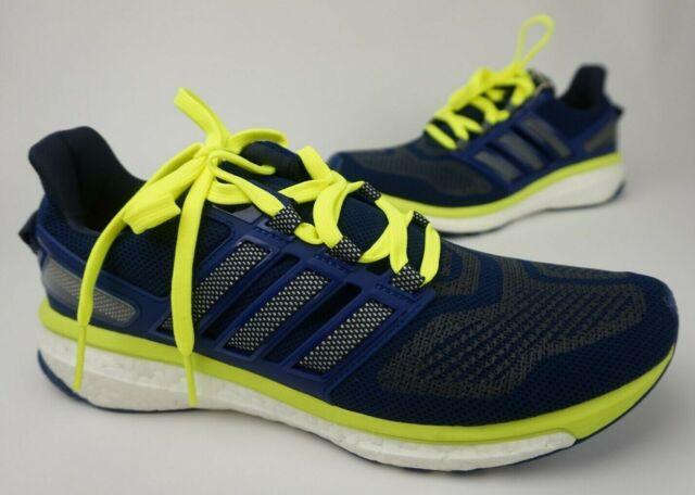 Size 10 - adidas Energy Boost 3 Unity Ink Solar Yellow