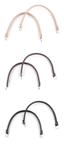 1 Paar Taschengriffe Kunstleder Henkel Taschenzubehör Griffe f Tasche 1601