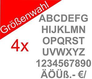 Details Zu Aufkleber Buchstaben Zahlen Klebebuchstaben Klebezahlen Buchstabenaufkleber Auto