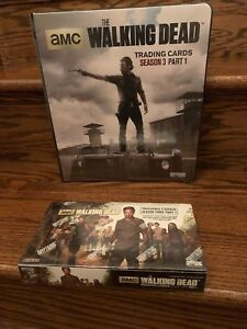 Nuevo Cryptozoic por menor AMC THE WALKING DEAD trading cards temporada 3 parte 1 FP20