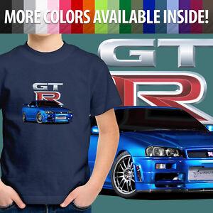 Image Is Loading GT R R34 Godzilla Sky Line Drifting Racing