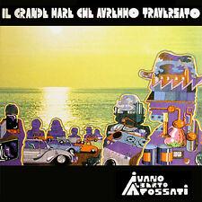 IVANO FOSSATI Il grande mare che avremmo traversato CD italian prog