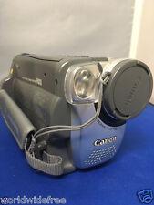 Canon ES8400V Camcorder Hi8 Camera LCD Screen 22XLens 800 Digital Zoom For Parts