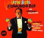Edmundo Ros Latin Boss The Centenary Collection 5 CDs 2010