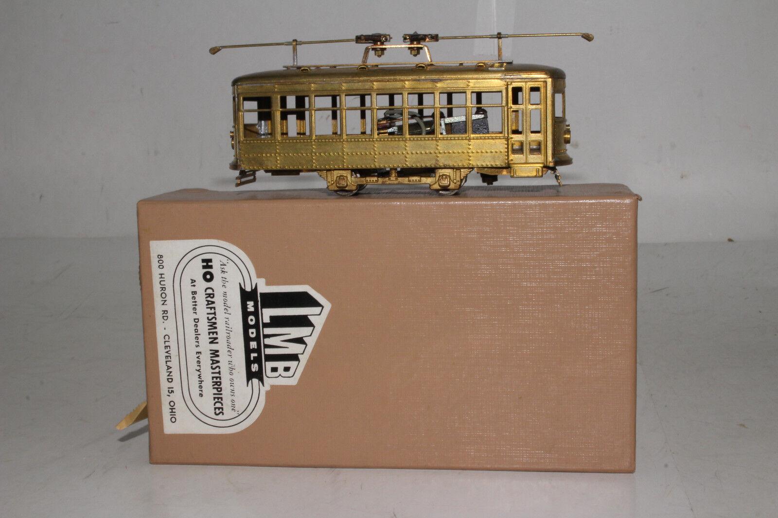 LMB modellololi in OTTONE SCALA HO Birney autorello, Nizza, in scatola, lotto B