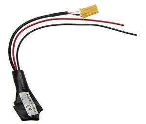 KFZ-Radio-Bluetooth-Adapter-Kabel-12V-Mini-ISO-6pol-fuer-Smart-Fortwo-451-Bj-2007