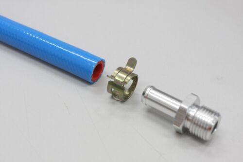 """32mm 1-1//4/"""" Vacuum Hose Spring Clamp Fuel Oil Hose Clip x 10 pcs"""