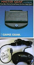 Play 2 Player Master System Games on Sega Game Gear with MASTER GEAR + LINK