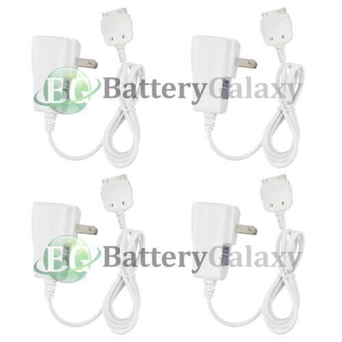 4X NEW RAPID Home Wall Charger for The NEW TAB TABLET PAD Apple iPad 3 3rd GEN