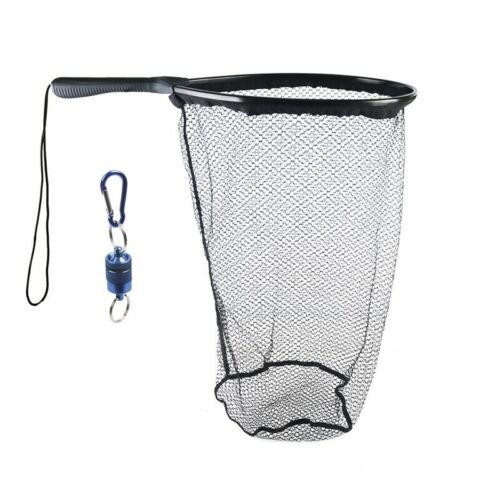 MaximumCatch® Fishing Landing Net LCN07 Aluminum Frame With Nylon Net Bottom