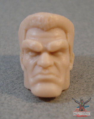 """ML017 Custom Cast head use with 6/"""" Marvel Legends action figures"""