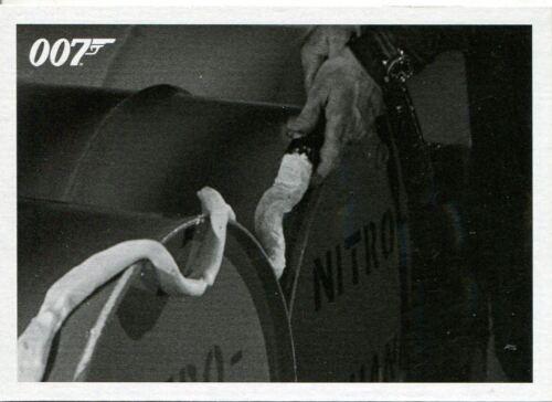 James Bond Autographs /& Relics Goldfinger Throwback Base Card #3