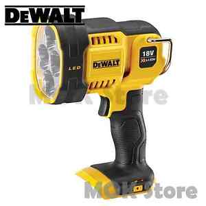 Dewalt Dcl043 Dcl043 N 18v Xr Cordless Led Spotlight Body