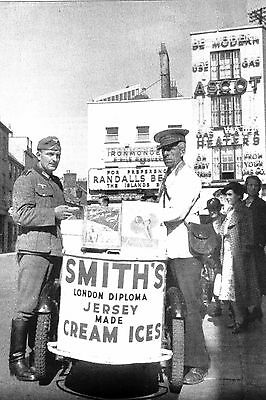 WW2 - Photo - L'île de Jersey sous l'occupation allemande