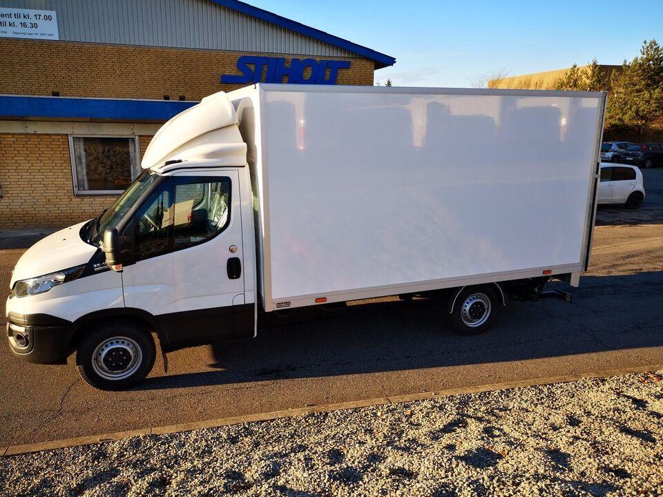 Iveco Daily 2,3 35S16 4100mm Lad AG8 Diesel aut. modelår