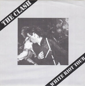 The-Clash-White-Riot-Tour-7-034-Live-UK-May-1977-Strummer-Jones-Simonon-Headon