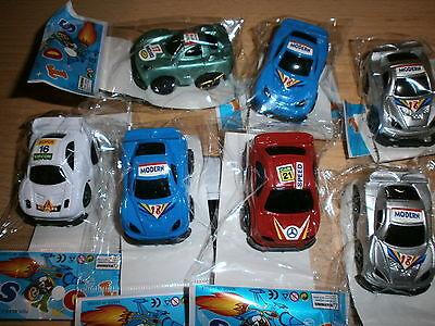 Spielzeug & Modellbau (Posten) 12 x Auto Rennauto mit Rückzug Giveaway Kinder Geburtstag Mitgebsel Tombola