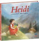 Heidi von Johanna Spyri (2013, Gebundene Ausgabe)