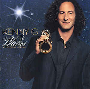 Brand-New-Sealed-CD-KENNY-G-Wishes-A-Holiday-Smooth-jazz-Arista-2002