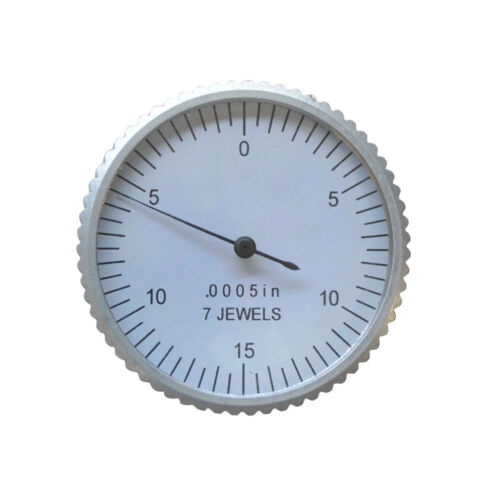 ".030/"" VERTICAL DIAL Test DOVETAIL JEWEL INDICATOR .0005"