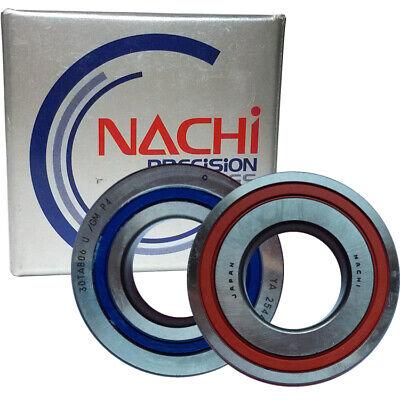 NACHI 30TAB06U//GMP4 Abec-7 Super Precision Ball Screw Bearing Matched Set of 2