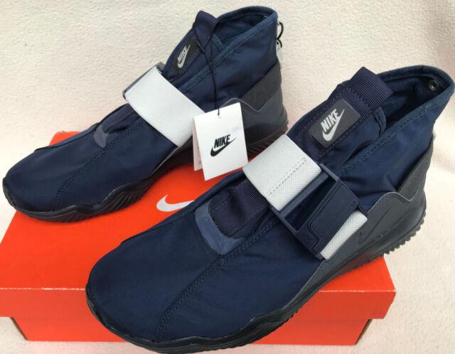 official photos a5243 809c6 Nike KMTR Komyuter SE ACG Obsidian Navy Anthracite Aa0531-400 AD Sz 10