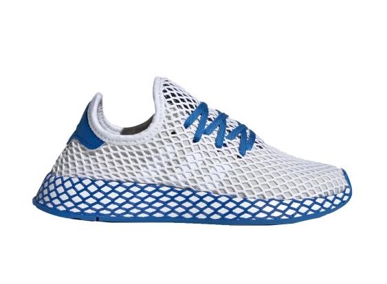 NEW Ladies Shoes Trainers Sneaker Adidas deerupt Runner J DB2779