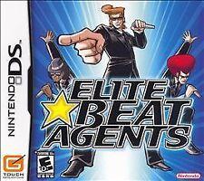 Elite Beat Agents - Nintendo DS - Complete in Box CIB - Like New Condition!