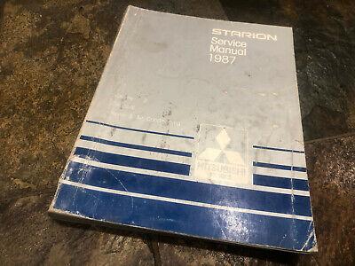 1987 Mitsubishi Starion Electrical Wiring Diagrams Service Manual Ebay