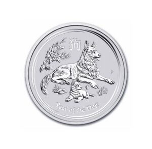 1-Silber-Silver-Australien-Lunar-II-Hund-Year-of-the-Dog-2018-1-OZ