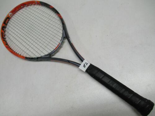 """4 3//8 Head Graphene Xt Radical /""""MP/"""" Raquette de Tennis Head concessionnaire Démo!"""