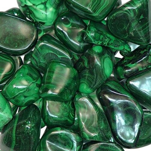 Choose Stone Type 0.75-1.25 Inch Crystal Healing Stones 1//2 Lb Tumbled Stones