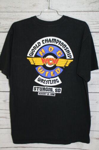 WCW Hog Wild Sturgis South Dakota 1996 Ric Flair V