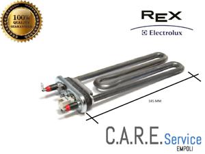 REX ELECTROLUX ZANUSSI RESISTENZA LAVATRICE 1750W Con 2 termofusibili NTC IRCA
