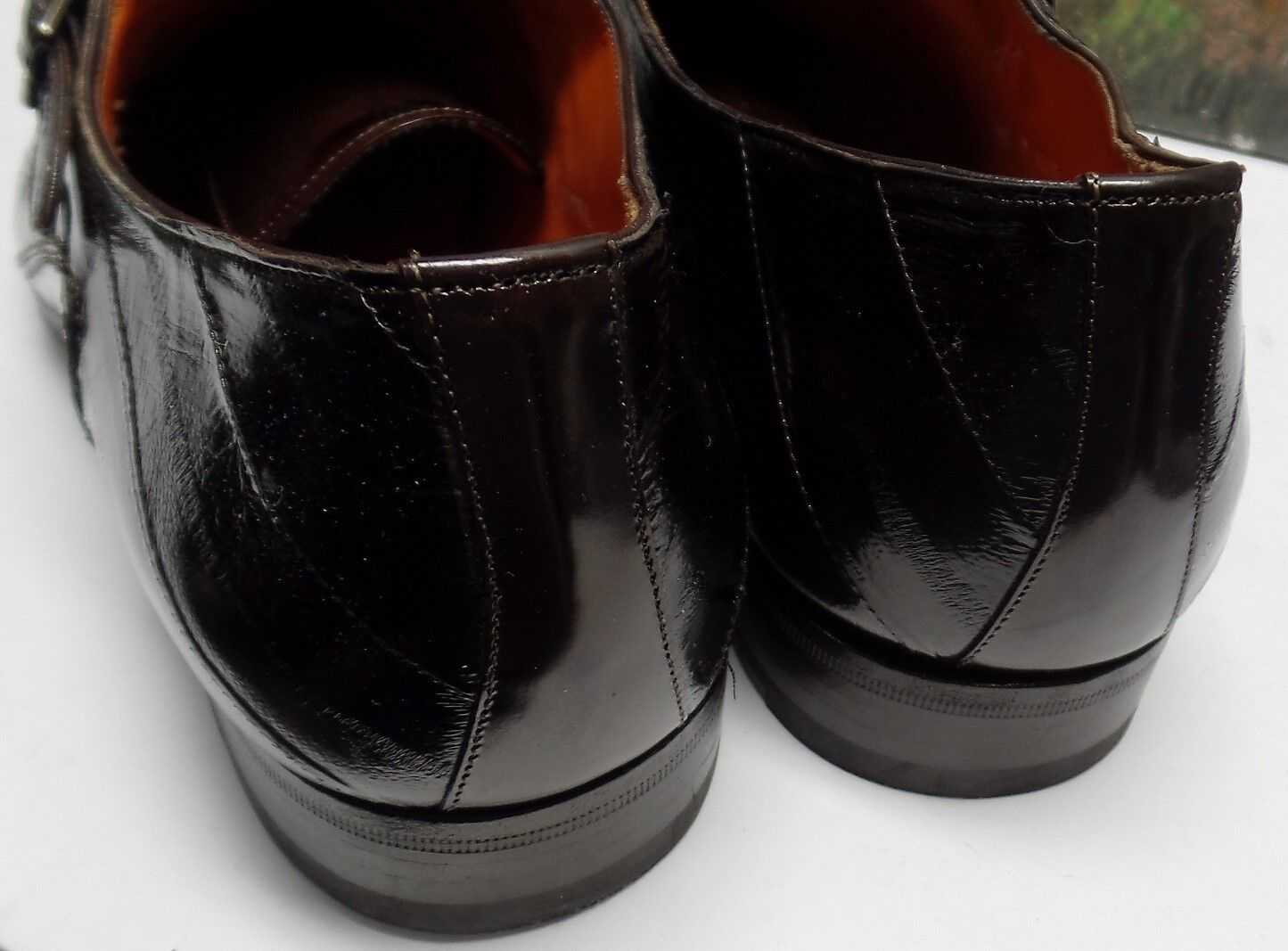 Mezlan 'Orleans' Size Monk Strap Shoe - Size 'Orleans' 12M - $450 171372